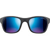 Julbo Reach Spectron 3CF Sunglasses Junior 6-10Y Matt Black-Multilayer Blue